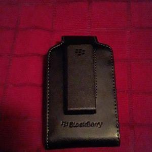 BlackBerry clip phone case